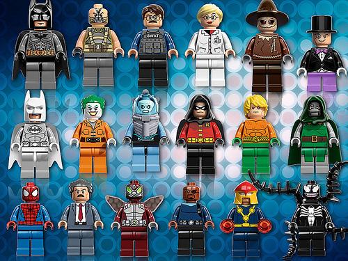 Superheroes 2013