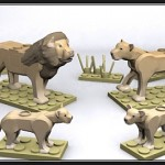 LEGO-Animals-Lions