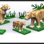 LEGO-Animals-Tigers